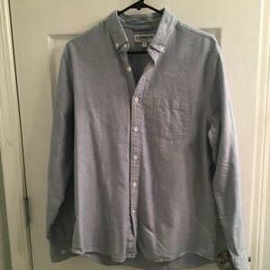 Express denim dress/casual shirt